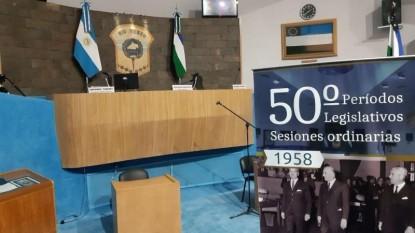 legislatura, 50 periodos legislativos