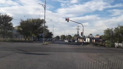 calle cagliero y ruta 1