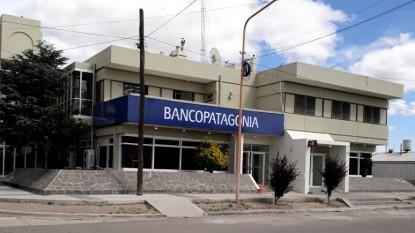 banco patagonia, los menucos