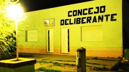 valcheta, Concejo Deliberante