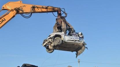vehiculos, compactadora