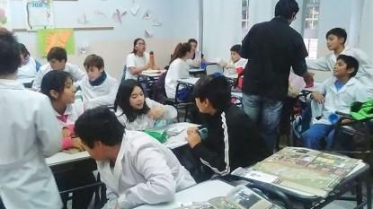alumnos, clase
