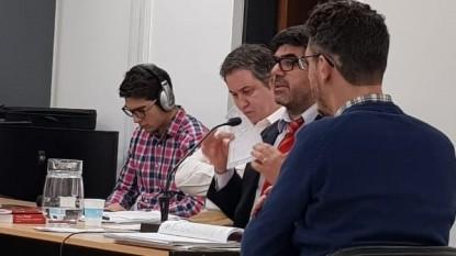 ipross, juicio abreviado, ESTAFA, Gustavo Herrera