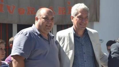 JOSE LUIS ZARA, GERARDO BARI