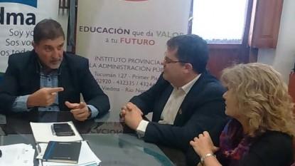 jose luis foulkes, Martín Alcalde, Graciela Sánchez