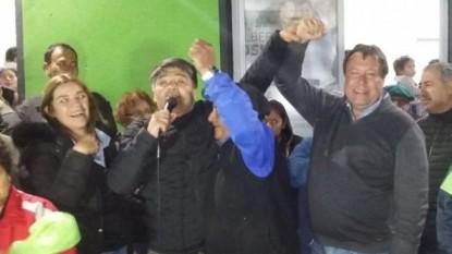 Weretilneck, comallo, elecciones, Raúl Hermosilla