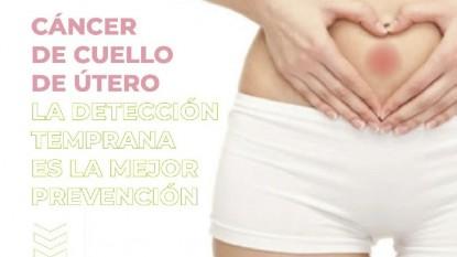 cancer, CUELLO DE UTERO
