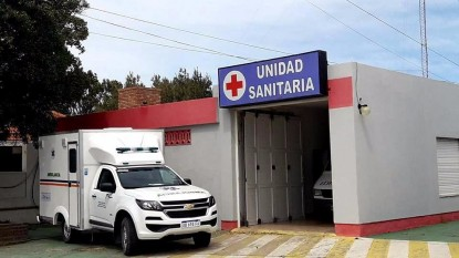 San Blas, ambulancia