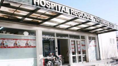 viedma, hospital