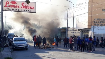CTA, PROTESTA, general roca, Ministerio de Desarrollo Social de la Nación