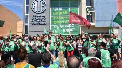 ATE, acto, ASUNCION, Rodrigo Vicente