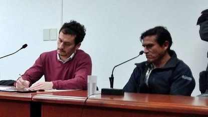 secuestro, docente, Daniel Nicolás Ramirez