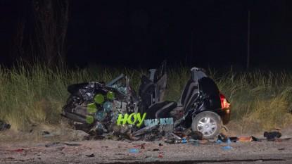 LUIS BELTRAN, accidente fatal