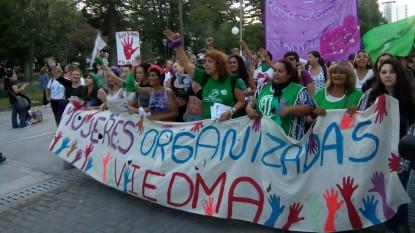 mujeres, organizadas, viedma