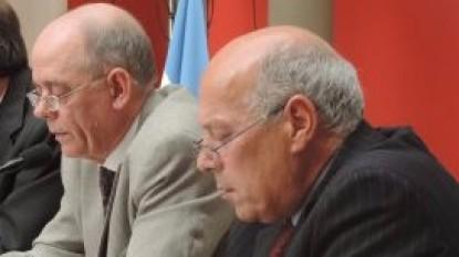 MARIO ALBERTO FRANCIONI, Raúl sale