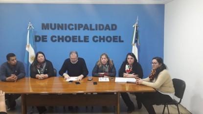 choele choel, MUNICIPALES
