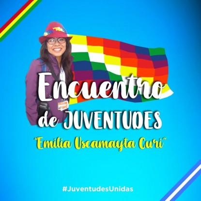 encuentro de juventudes bolivianas