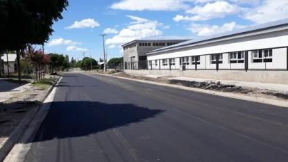 asfalto, pomona, pavimento