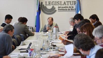 comisiones legislatura