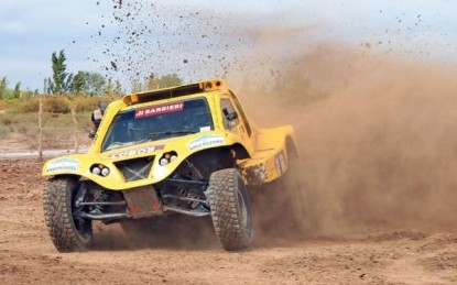 south american rally race