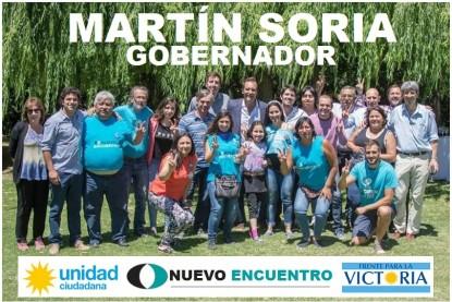 Martin Soria, NUEVO ENCUENTRO