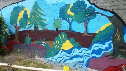 mural, muralismo
