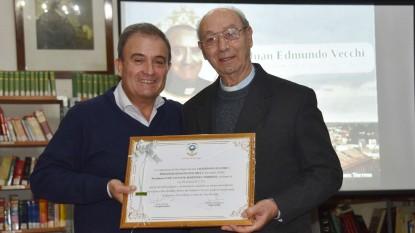 pedro pesatti, Padre Vicente Martínez Torrens