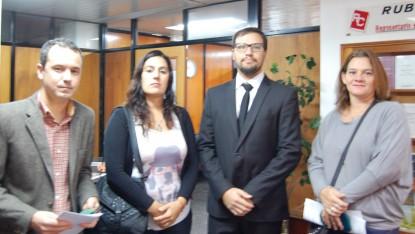 Nicolás Rochás, vecinas, amparo, BASURAL