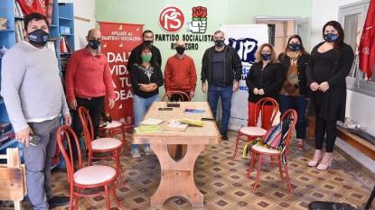 unidad popular, partido socialista