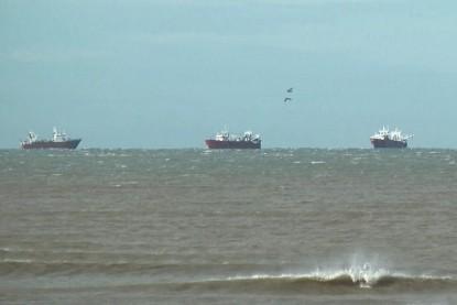 barcos, buques, el condor