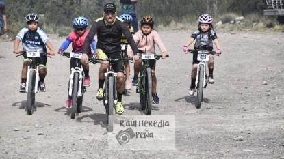 sierra grande, ciclismo