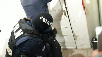 policia, allanamiento