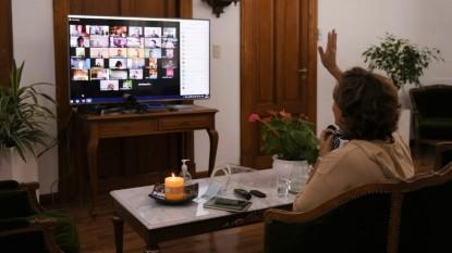 arabela carreras, videoconferencia, legisladores, jsrn