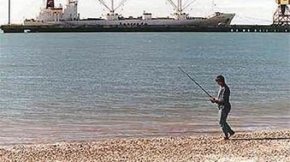 san antonio este, pesca