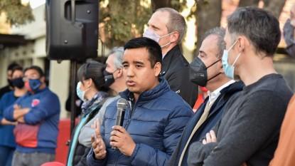 DARIO CARDENAS, ALEJANDRO PALMIERI, pedro pesatti, juan gorosito