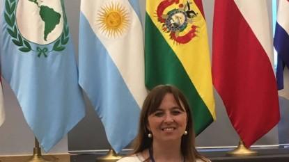 parlamento latinoamericano Odarda
