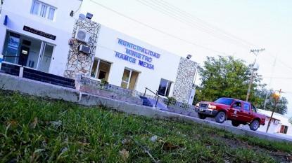 ramos mexia, municipalidad
