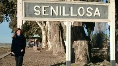 magdalena odarda, SENILLOSA