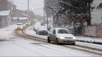bariloche, nieve