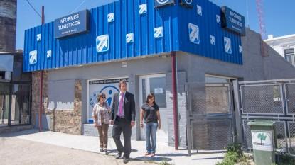 turismo, Martin Soria, general roca, oficina