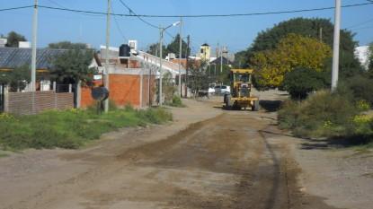 mejoramiento calles