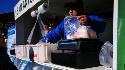 venta, pescado