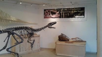 dinosaurios de rio negro
