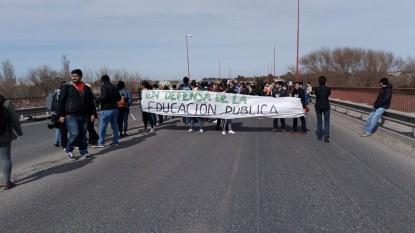 defensa educacion publica, corte puente nuevo