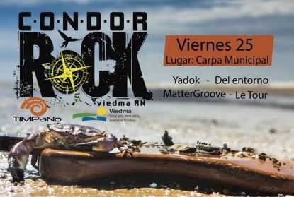 """El Cóndor Rock"""""""