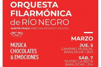bariloche, filarmònica, orquesta