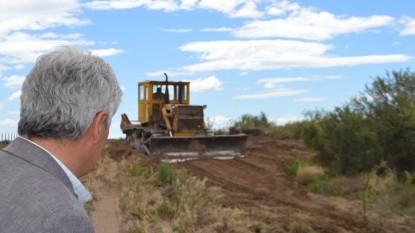 JOSE LUIS ZARA, caminos rurales