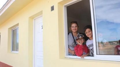 viviendas, beneficiarios