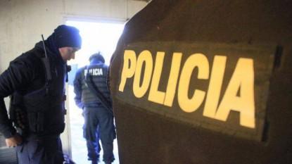 allanamiento, policia