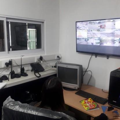 catriel, centro de monitoreo